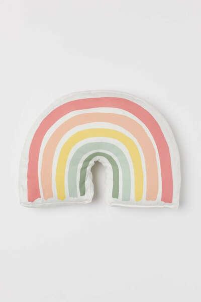 Подушка-радуга