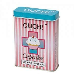 """Набор пластырей """"OUCH! Cupcakes"""""""