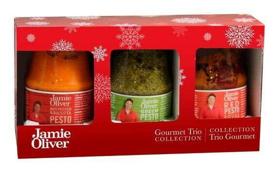 Jamie Oliver Sauces