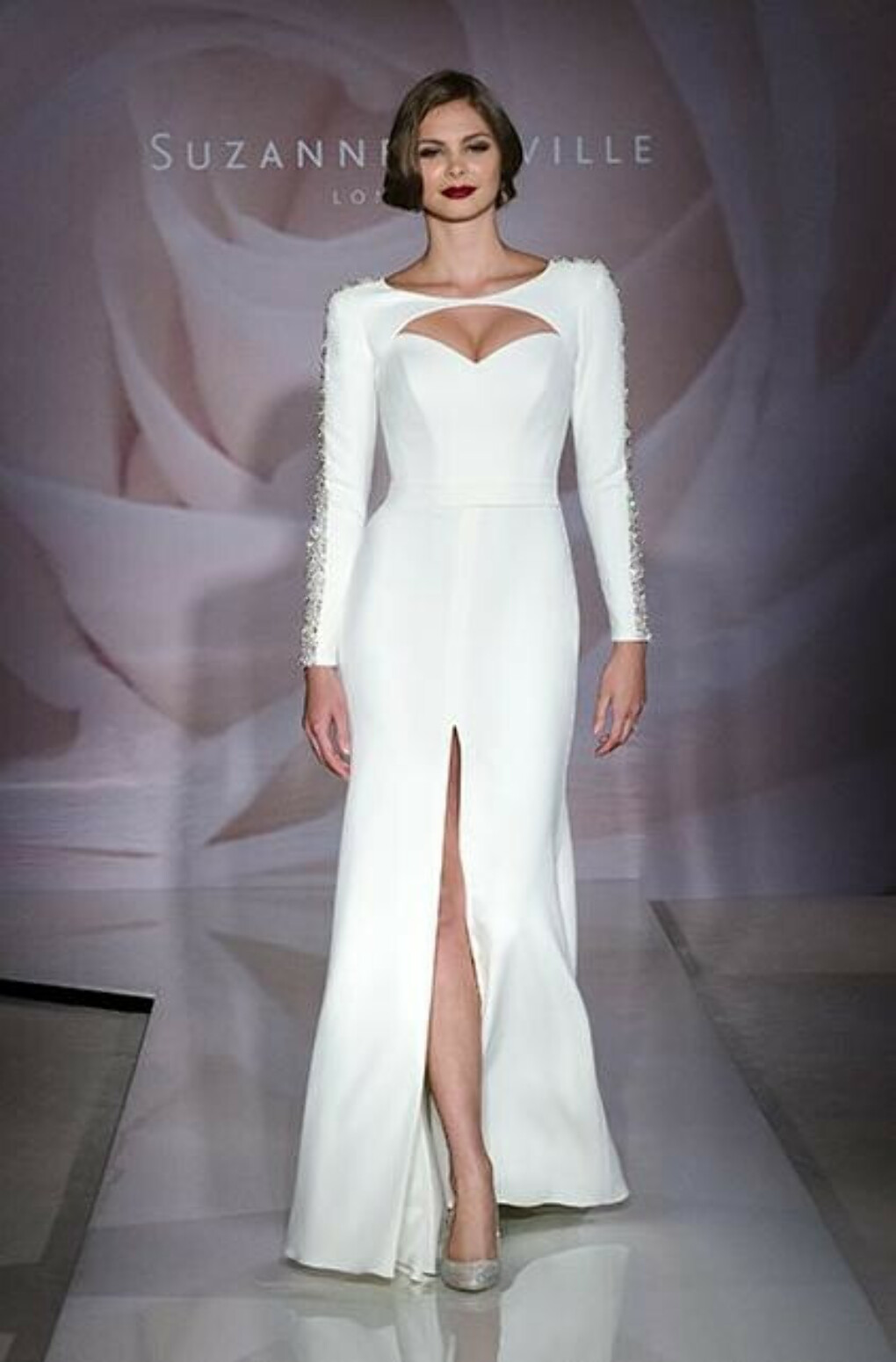 Dazzle by Suzanne Neville wedding dress