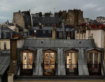 Погулять по крышам