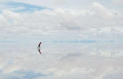Побывать на солёном озере Солончак Уюни в Боливии