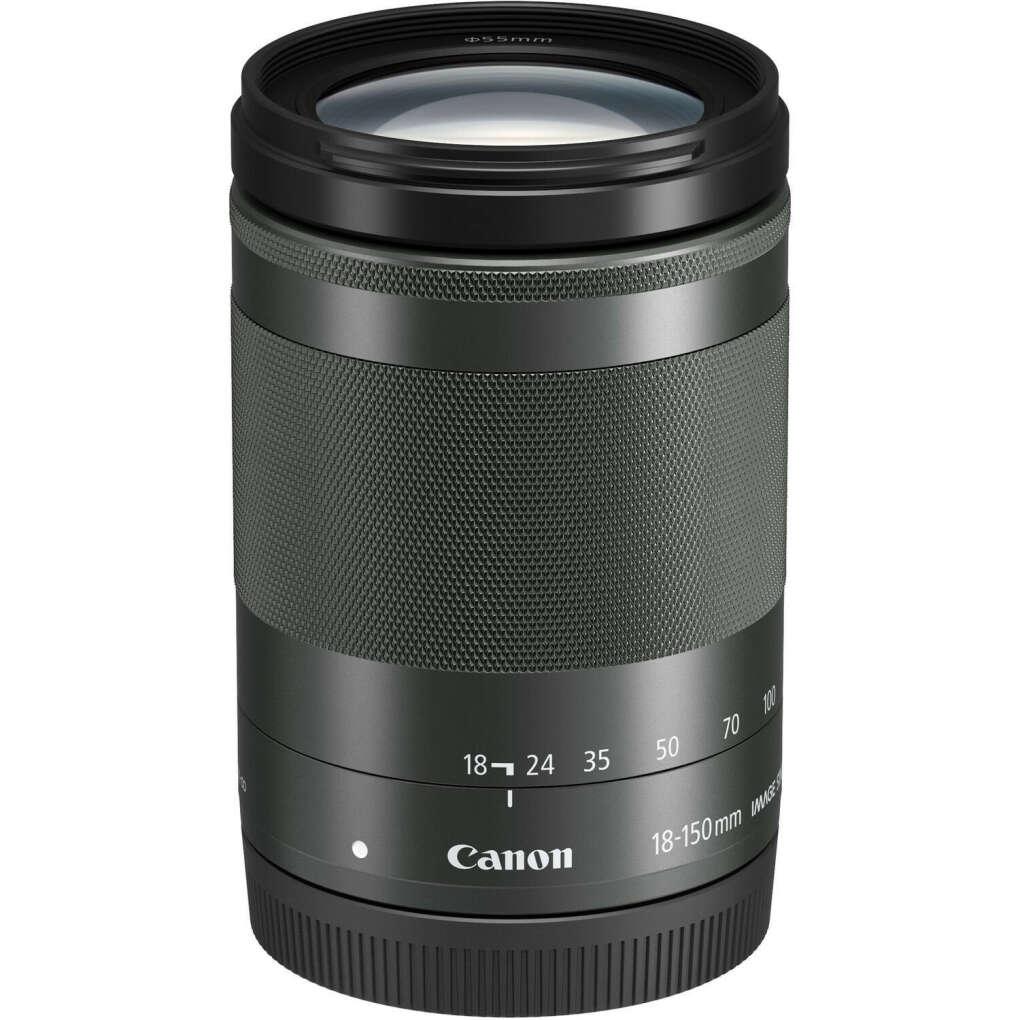 Объектив Canon 18-150