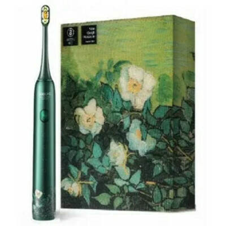 Электрическая зубная щетка Soocas Van Gogh , зеленый