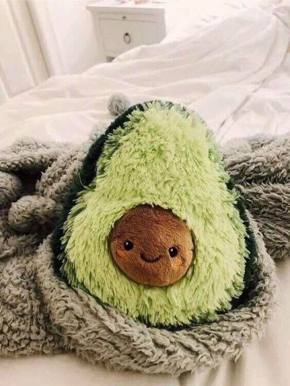 Авокадо игрушка