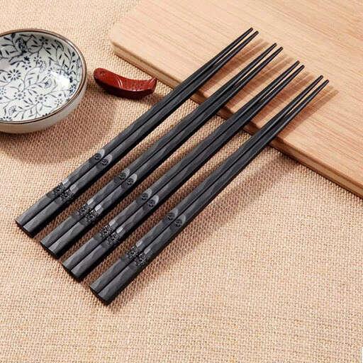 Многоразовые палочки для еды