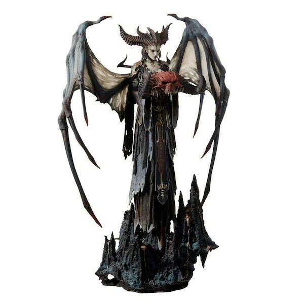 "Diabli Lilith 24.5"" Premium Statue"