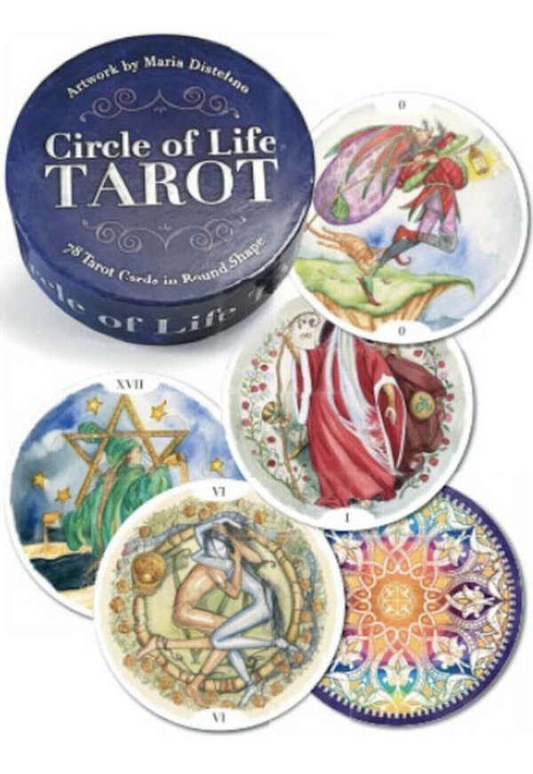 Таро круг жизни