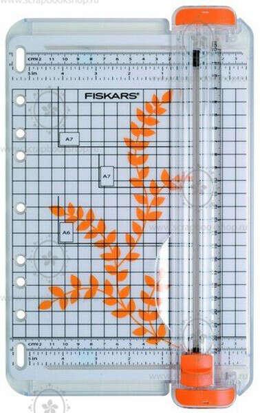 Портативный резак А5 SureCut, Fiskars