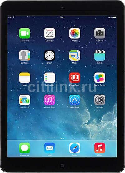 как бы это не звучало банально, но я хочу планшет APPLE iPad Air 32Gb Wi-Fi, iOS, темно-серый примерно