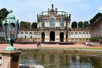 Побывать в Дрезденской галерее
