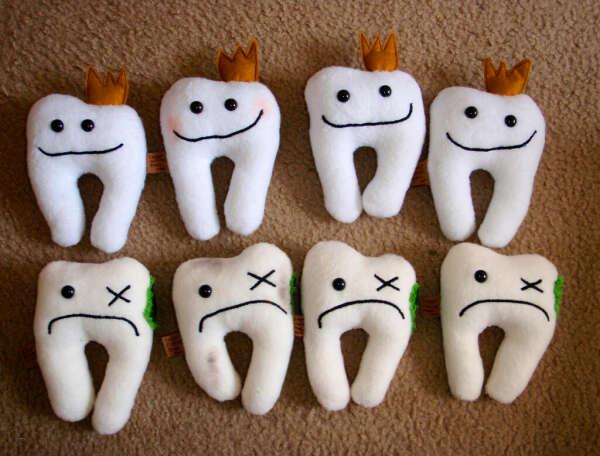 Вылечить свои зубы