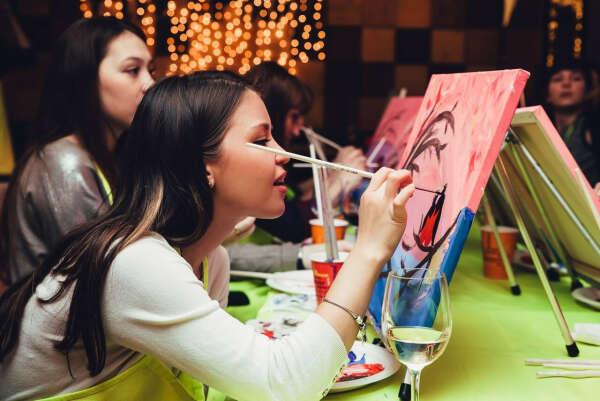Art-вечеринка