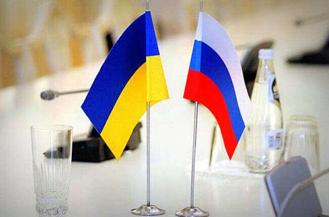 Украина и Россия помирились