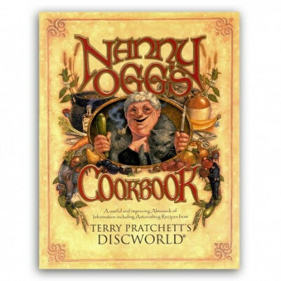 Nanny Ogg's Cookbook | Terry Pratchett Books | Discworld Companions