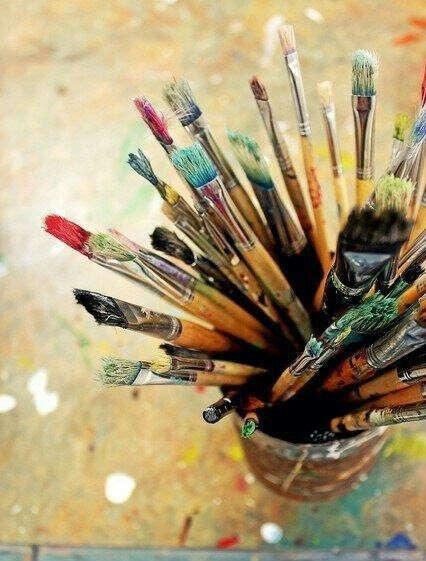 Научиться рисовать маслянымикрасками.