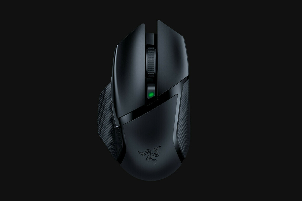 Мышь Razer Basilisk X HyperSpeed Wireless Black (RZ01-03150100-R3G1)