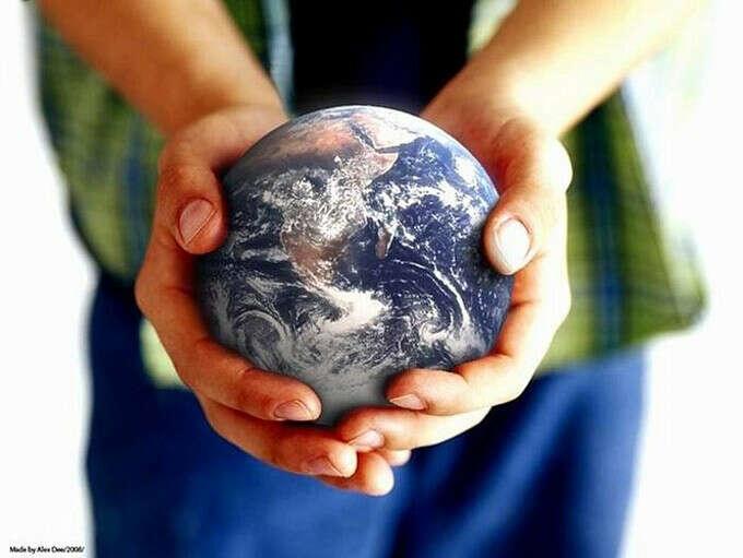Хочу, чтобы люди жили в мире друг с другом и с природой