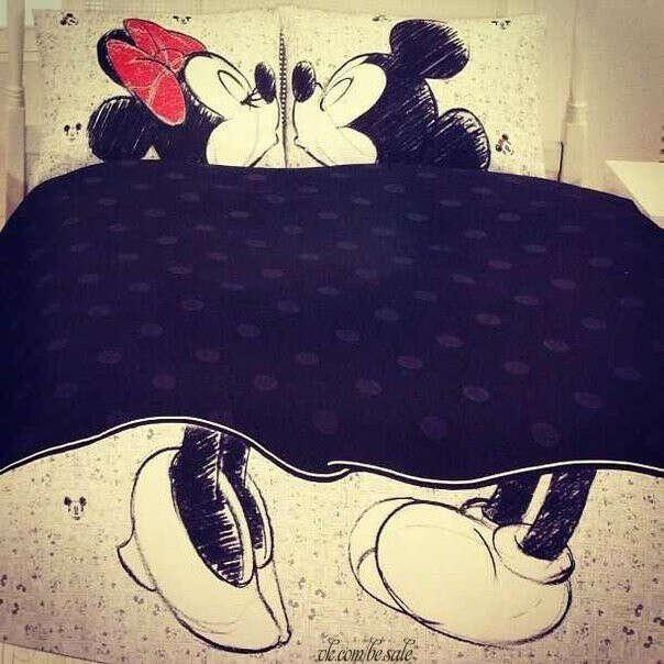 Хочу красивое постельное бельё))))