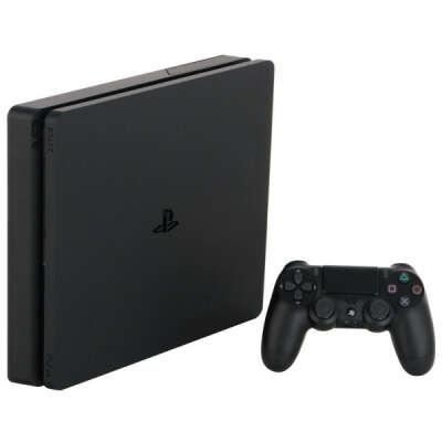 Игровая консоль PlayStation 4 1TB GTS/HZD/SpiderM/PS+ 3мес.
