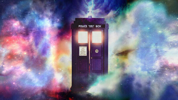 Улететь с Доктором