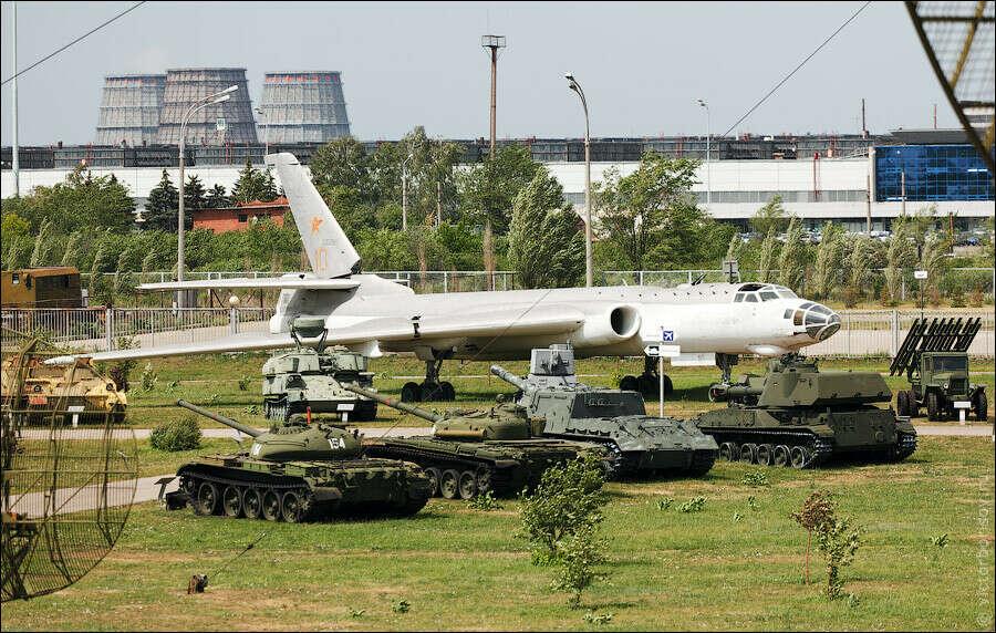 Посетить МАУК Парковый комплекс истории техники имени К.Г.Сахарова в Тольятти