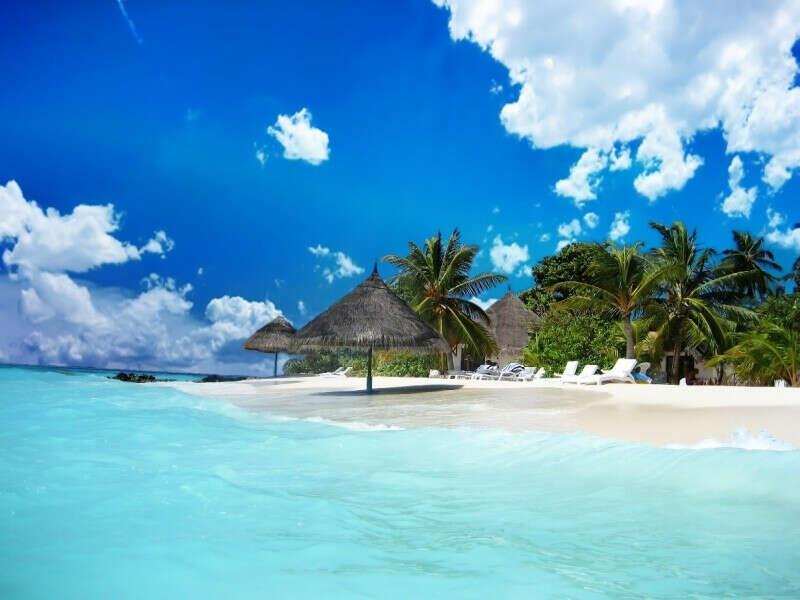 Отдохнуть в райском уголке