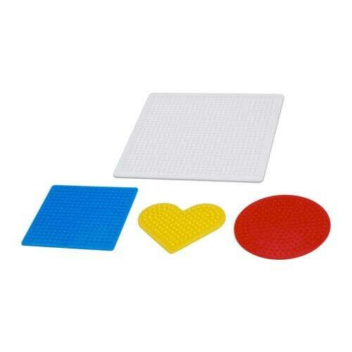 ПЮСЛА Плато для мозаики,4 штуки -    - IKEA