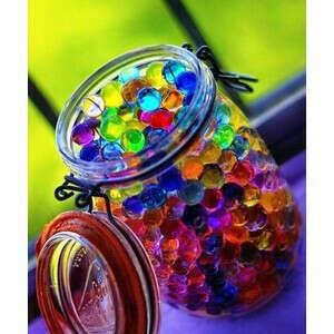 Аквагрунт разноцветный