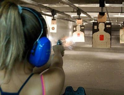 Курсы стрельбы из огнестрельного оружия
