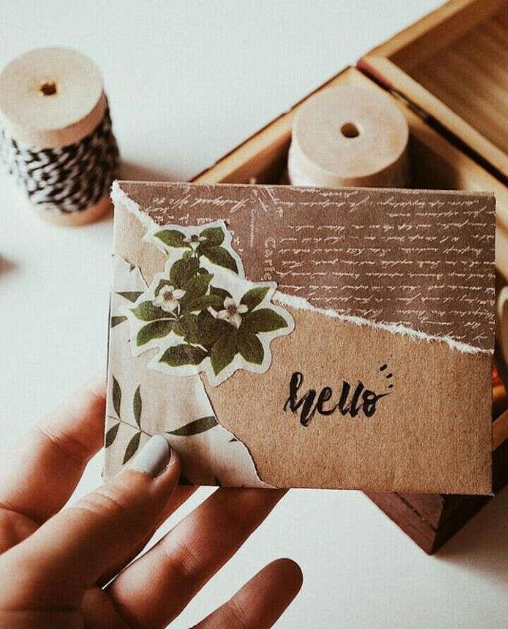 Напишите мне письмо