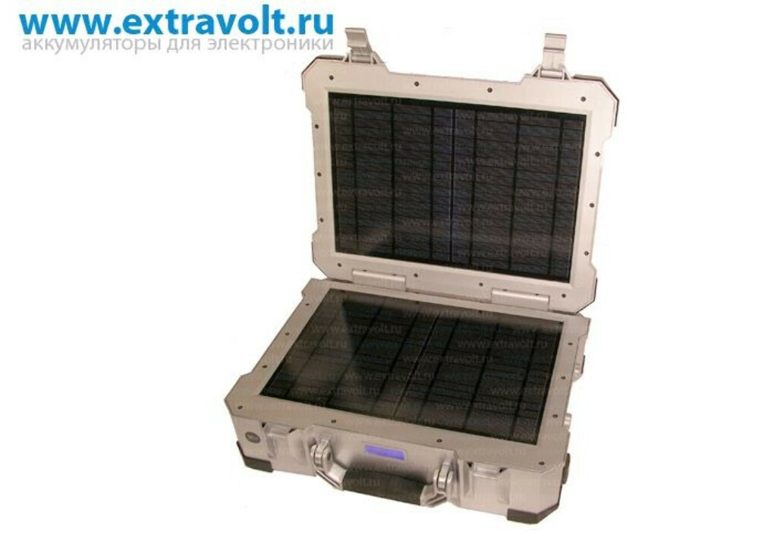 Портативная солнечная электростанция DuVolt Risen