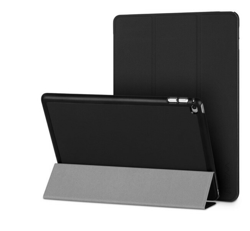 vCover PU Leather Smart Cover Slim Hard Shell Case with Sleep/Wake Function for Apple iPad Air 2 (2014)