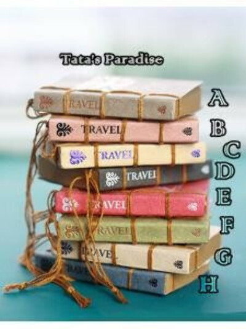 NO:LIM117 Thread-bound book_TA·ACCESSORIES_TATA'S PARADISE