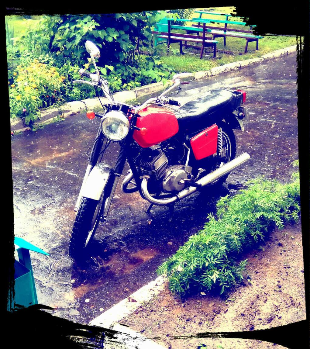 Хочу мотоцыкл