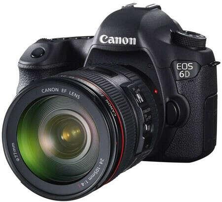 Canon 6D или 5D mark 2