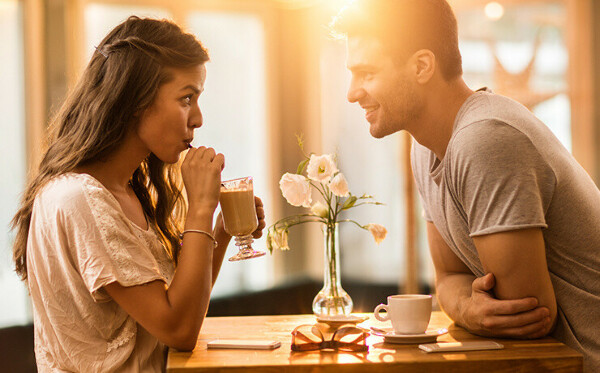 Сходить на настоящее свидание