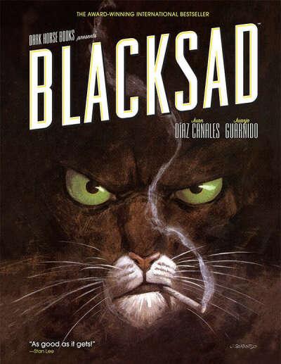 Blacksad (Hardcover)