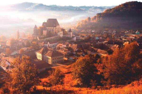 Съездить в Румынию