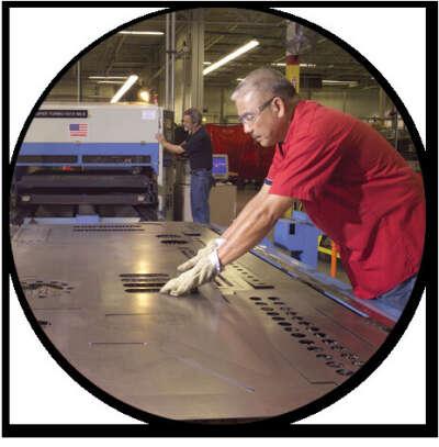 Top Sheet Metal Fabricator Company