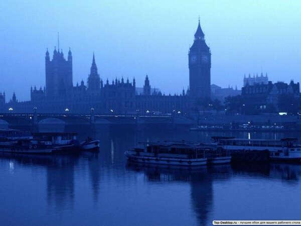 поехать в Англию