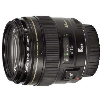 Canon Объектив EF85 f/1.8 USM