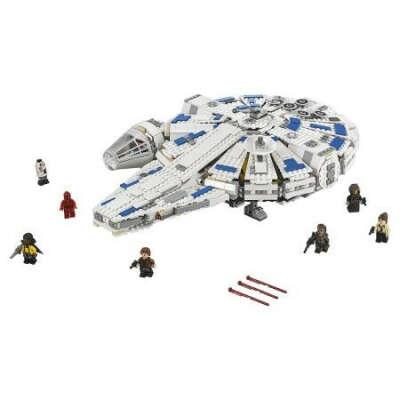 LEGO Star Wars Сокол Тысячелетия на Дуге Кесселя (75212)