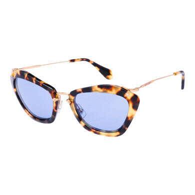 Очки Miu Miu  Noir Tartaruga Sunglasses