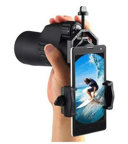 Приблуда для фоток с микроскопа