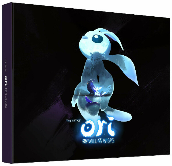 Artbook Ori and the Will of the Wisps