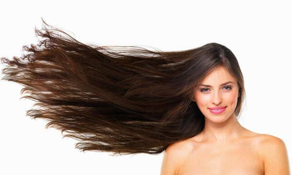 Длинные и густые волосы!