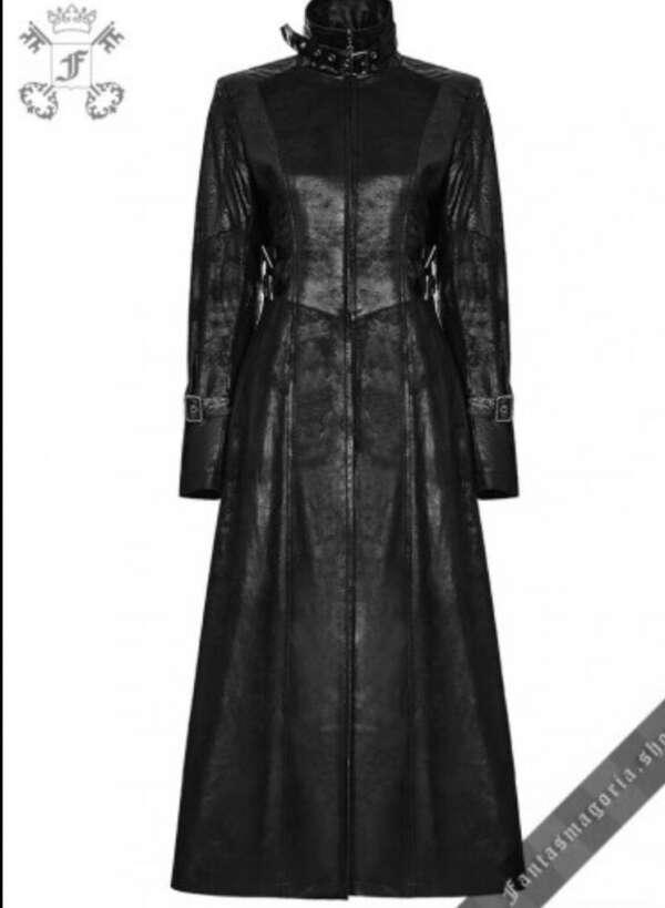 SecondSkin coat WY-896BK Punk Rave XS