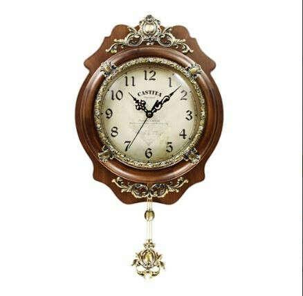 Настенные часы, которые громко тикают