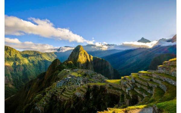 Vacation in Peru